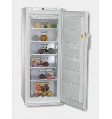 Congelador Rommer Cv30 No Frost Vertical 155x60 Blanco 7cajones A ...