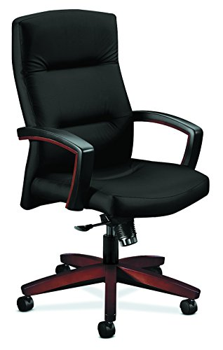 HON HON5001NUR10 Park Avenue Task Chair, Black UR10
