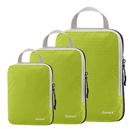 Gonex Packing Organizers Luggage Compression