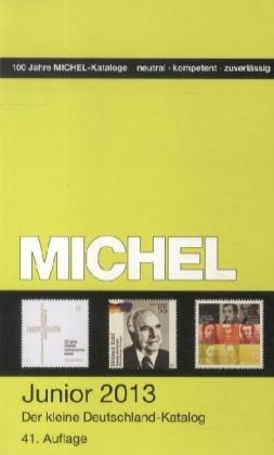 MICHEL-Junior-Katalog 2013 - in Farbe