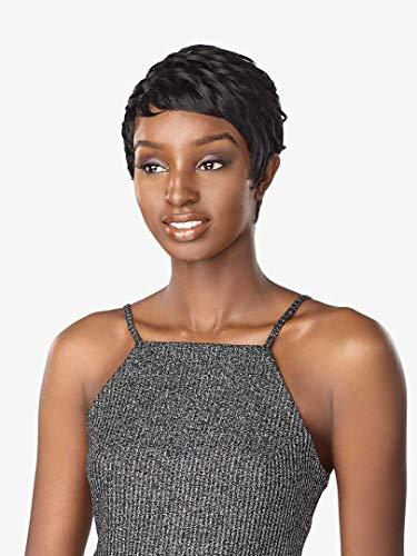 Sensationnel Synthetic Hair Wig Instant Fashion Wig Anita (1B)