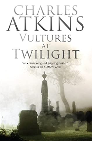 book cover of Vultures at Twilight
