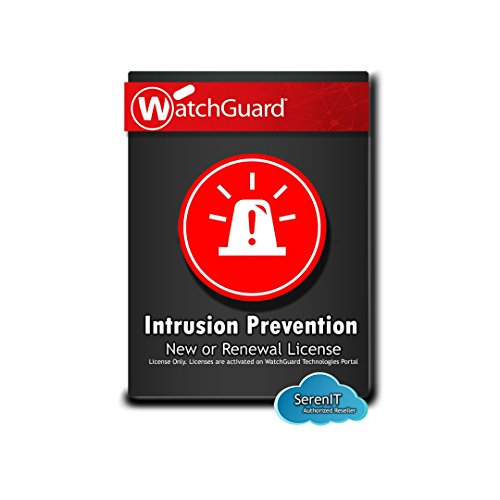 Intrusion Prevention Devices - WatchGuard | WG017659 | WatchGuard XTM 530 1-yr Intrusion Prevention Service