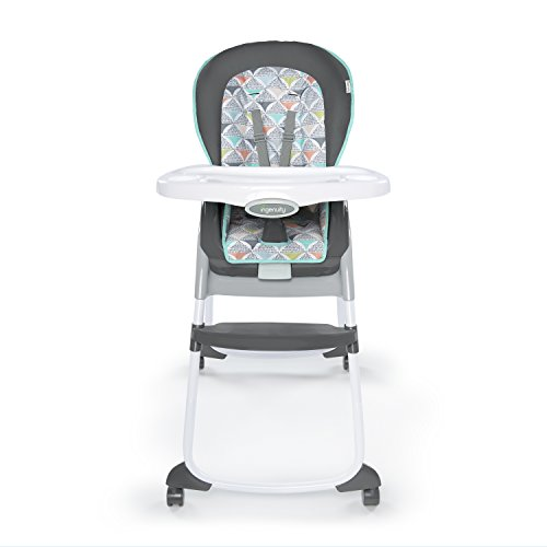 - Ingenuity Trio 3-in-1 High Chair - Bryant - High Chair, Toddler Chair, and Booster