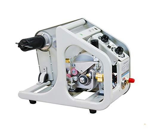 Soldadura Alimentación Máquina CO2/Mag soldador de alambre máquina de soldadura alambre alimentador 24 V: Amazon.es: Bricolaje y herramientas