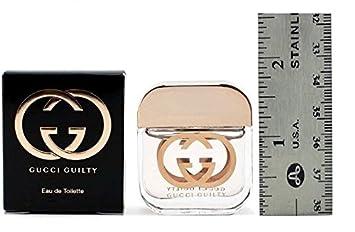 Amazoncom Gucci Guilty By Gucci Eau De Toilette Mini Splash 16