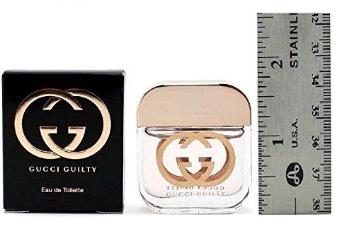 Eau De Toilette Miniature - Gucci Guilty by Gucci for Women 0.16 oz Eau de Toilette Miniature Collectible