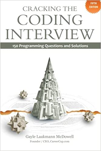 cracking the code interview 5th pdf