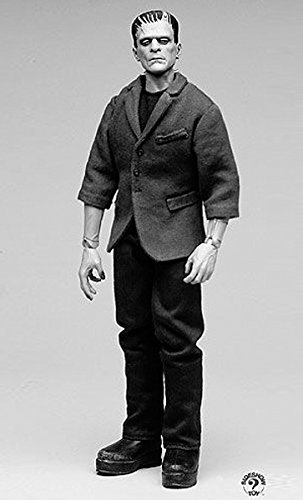 Doctor Jekyll And Mr Hyde Costume (Boris Karloff as Frankenstein 's Monster 12 inch Figure ( Silver Screen Edition ))