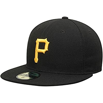 New Era Pittsburgh Pirates MLB Authentic Collection 59FIFTY On Field Cap NewEra
