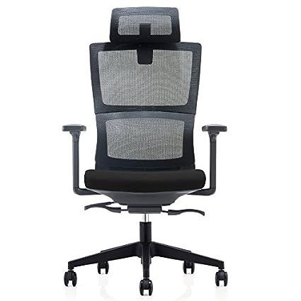 Amazon Com Cmo Mesh Ergonomic Office Chair With 2 To 1 Synchro Tilt