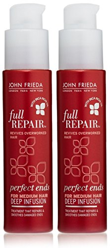 John Frieda Full Repair Perfect Ends Deep Infusion, 1.7 Fluid Ounce (Pack of 2) (John Frieda Deep Conditioner compare prices)