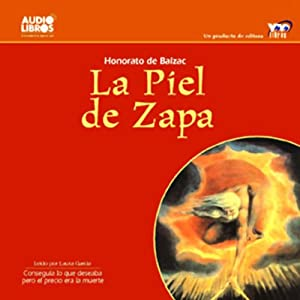 La Piel de Zapa [The Spade Skin] Audiobook