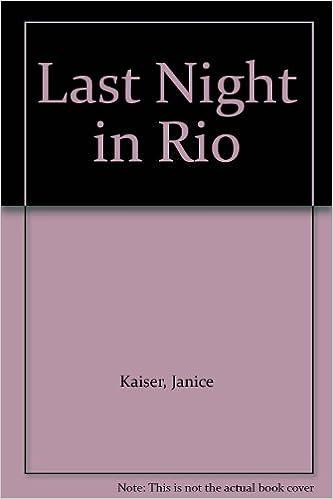 Last Night in Rio