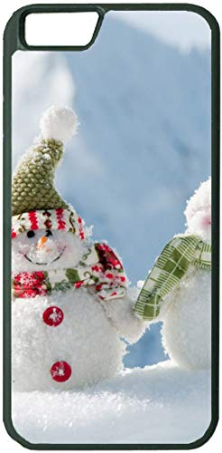 - Christmas Tiny Snowmen Cover Case for Apple iPhone 5 5S