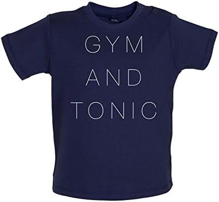 Dressdown Gym & Tonic - Baby/Toddler T-Shirt - 3-24 Months