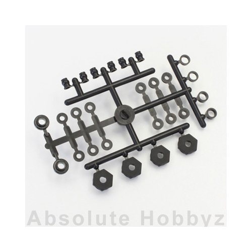 Kyosho Drive Washer - Kyosho Drive Washer & Bush Set (RB6/SC)