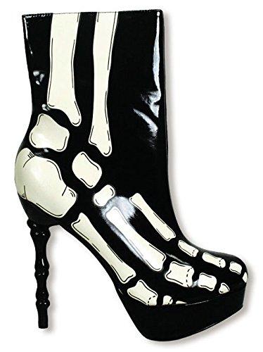 Horror-Shop Skeletal Boots UK 8 US 10