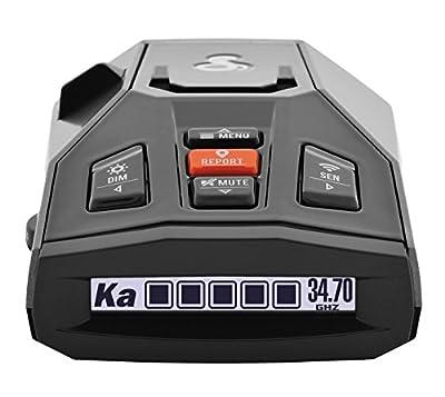 Cobra 0180003-1 iRAD Radar Detector