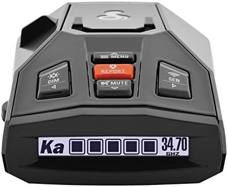 Cobra Irad Radar Laser Detector