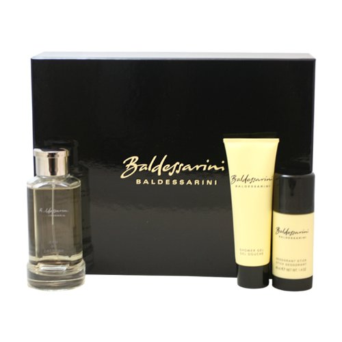 Hugo Boss Baldessarini Gift Set For Men Eau De Cologne