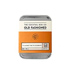 Each 'Old Fashioned' Cocktail kit includes:              Medium Bottle Aromatic Bitters Small Bottle of Orange Bitters Small Bottle of Grapefruit Bitters 6 Cubes Raw Cane Sugar 3 Stainless Steel Cocktail Picks 1 Muddler Spoon ...