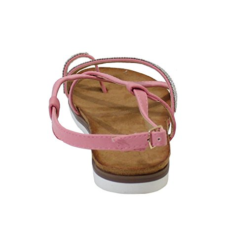 Rosa Donna Sandali Rosa Shoes Sandali By By Shoes Donna By Shoes ETwaqAFwx