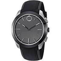 Deals on Movado Bold Connected II 44mm Smartwatch 3660012