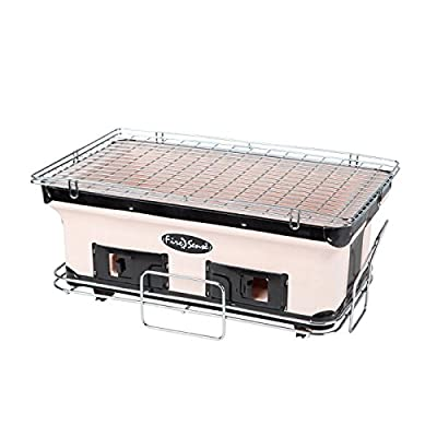 Fire Sense Yakatori Charcoal Grill from WELL TRAVELED IMPORTS