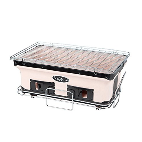 Fire Sense Large Yakatori Charcoal Grill (Tabletop Charcoal Grill compare prices)