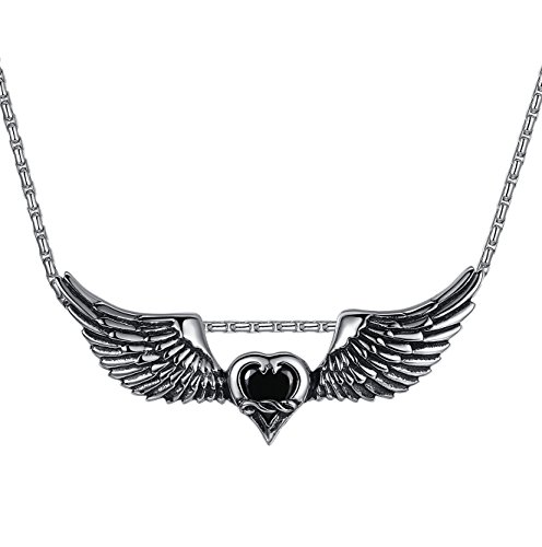 Stainless Pendant Necklace Unisex aap025he