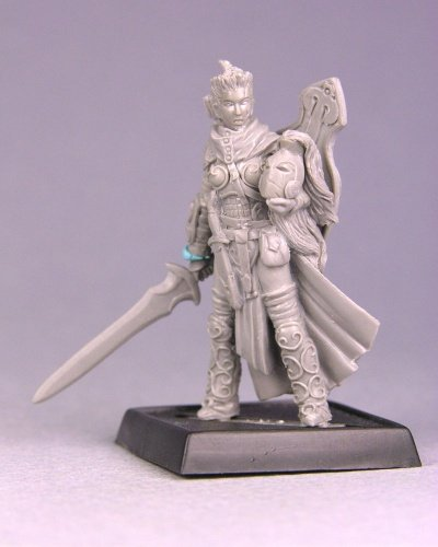 Reaper Miniatures 60143 Pathfinder Series Oriana, Grey Maiden Miniature