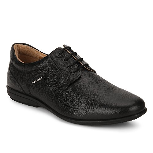 Red Chief Men's Black Formal Shoes - 10 UK/India (44 EU)(RC3511 001) (B075LFF6VT) Amazon Price History, Amazon Price Tracker