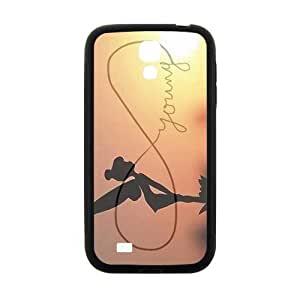 Beautiful Flower Child Lunlun Cell Phone Case for Samsung Galaxy S4