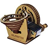 Solar Marble Machine a Buildable Solar Powered Marble Machine Also Known As the Perpetual Motion Marble Kit