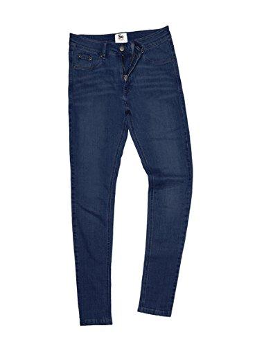 Women's Streetwear Skinny Dark Denim Lara Blue Awdis Jeans Wash rw1X5rxH