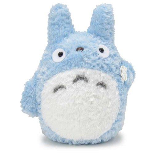 My Neighbor Totoro Hayao Miyazaki Studio Ghibli Plush Stuffed Toy Blue Totoro