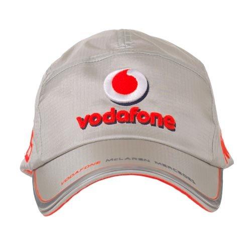 (McLaren Original 2010 Vodafone Mercedes Team Cap Unisex One Size )