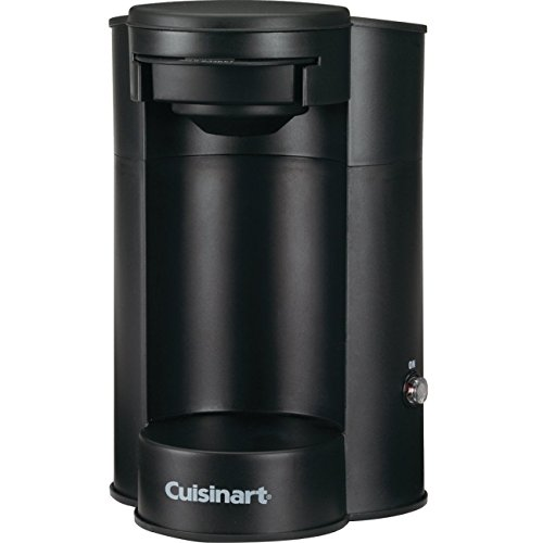 Coffeemaker, 1 Cup, Black, 450 Watts (Cuisinart Commercial Coffee Maker)