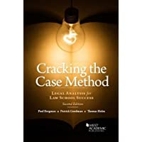 Cracking the Case Method, Legal Analysis for Law School Success (Academic Success Guide)
