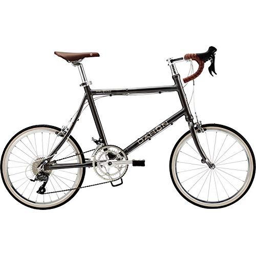 DAHON (ダホン) 折り畳み自転車 Dash Altena (ダッシュアルテナ) 2019モデル (メタリックグレー) 20インチ / Lサイズ B07KC6G68N