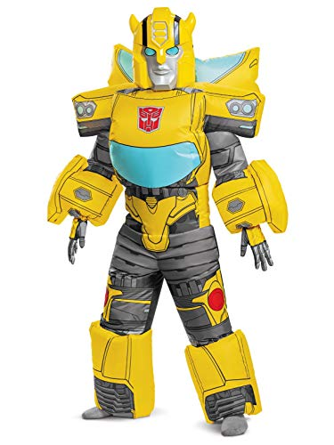 Transformers Costumes Amazon - Transformers Bumblebee Inflatable Boys' Costume,