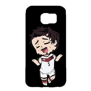 Charismatic Football Player Mats Hummels Borussia Dortmund FC Phone Case for Samsung Galaxy S6 3D Premium Cover Case