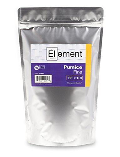 Element Pumice Powder 1 lb Bag - Scoop Included - 4 Grits Available (Fine FF)
