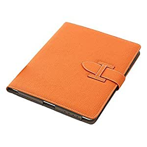 xiao Classic Full Body Protective PU Leather Case for iPad 2/3/4 (Assorted Colors) , Brown