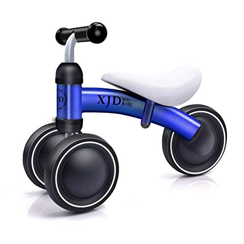 Great Features Of Baby Balance Bike Toddler Rides on Toys Baby Bike Trike 3 Wheels Kids Balance Bike...