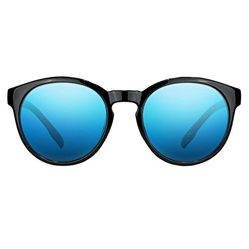 Tr90 Southside Nectar Black Sunglasses Unisex Blue Polarized q8wzEp