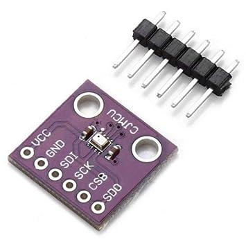 Weinhsl Bmp280 Bosch Placa del Sensor De Presión Atmosférica: Amazon.es: Electrónica