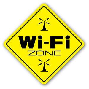 hot spot internet wireless room door wall wi fi coffee house ()