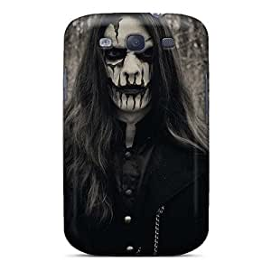Perfect Cell-phone Hard Covers For Samsung Galaxy S3 (lIY1349kFCW) Provide Private Custom Colorful Mayhem Band Skin